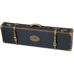 Leather and Canvas Universal Gun Case