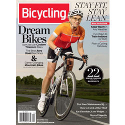 Bicycling Magazine Subscription 11 Issues Monthly