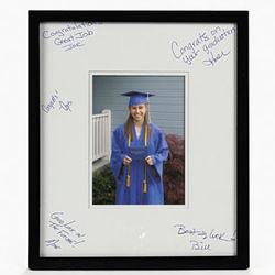 11 X 14 Autograph Photo Frame