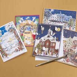 Advent Calendar Cards