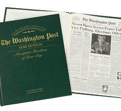 Washington Post Birthday Book