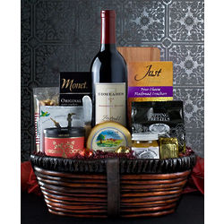 Zinfandel Wine Basket