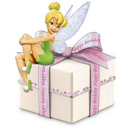 Happy Birthday Wishes Tinker Bell Music Box