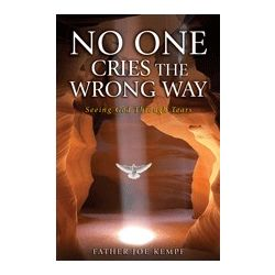 No One Cries the Wrong Way Book