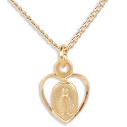 Children's Miraculous Heart Medal