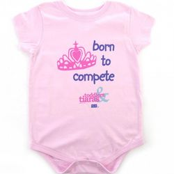 Toddlers & Tiaras Born to Compete Baby Crawler