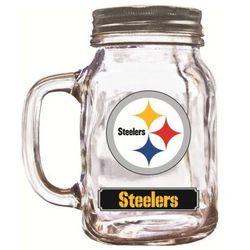 Pittsburgh Steelers Mason Jar