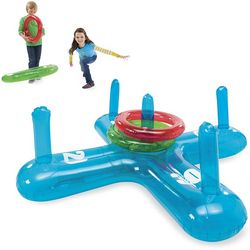 Jumbo Inflatable Ring-Toss Game