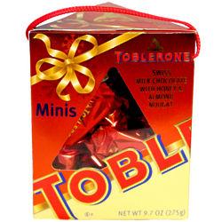 Toblerone Mini Chocolates Gift Box