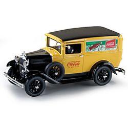 Ford Model A Coca-Cola Delivery Truck Replica Diecast