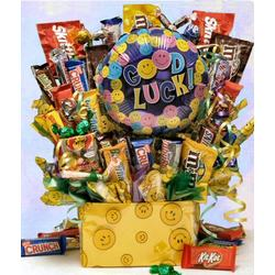 Good Luck! Candy Bouquet