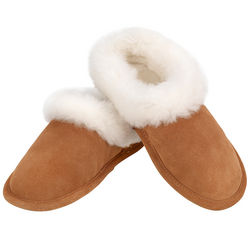 Shearling Slippers for Women