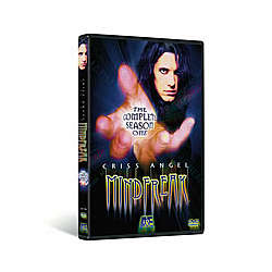 Criss Angel Mindfreak: The Complete Season One DVD Set