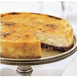 Créme Brulée Cheesecake