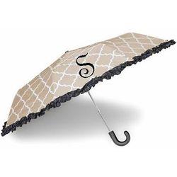 Personalized Initial Ribbon Umbrella
