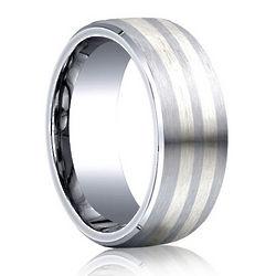 Men's Cobalt Chrome Ring