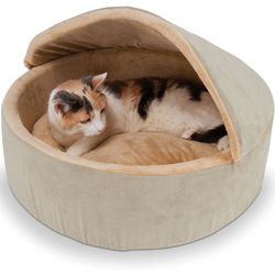 Large Warming Cat Bed