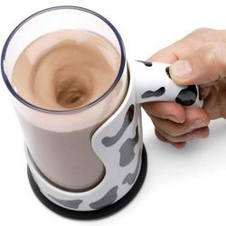 Messless Chocolate Milk Mixing Mug