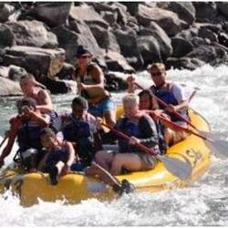 Western Washington Whitewater Rafting Experience