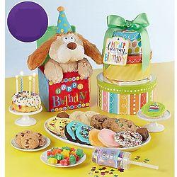 Animated Happy Birthday Animated Dog Gift Bundle