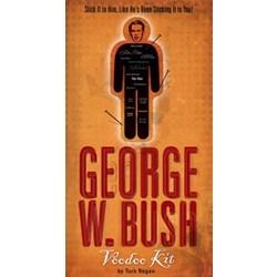 The George W. Bush VooDoo Kit