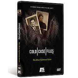 Cold Case Files: The Most Infamous Cases DVD Set
