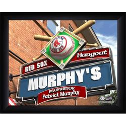 Personalized MLB Baseball Pub Print