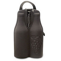 Insulated Double Wine Tote