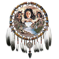 Dreams of the Sacred Elements Dreamcatcher