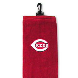 Cincinnati Reds Embroidered Golf Towel