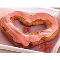 Mother's Day Pecan Heart Kringle