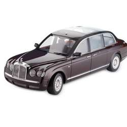 1:18 Scale Bentley 2002 State Limousine Model