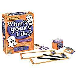 What's Yours Like? Card Game
