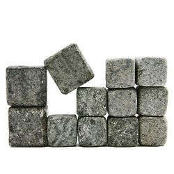 Soapstone Whiskey Rocks Mixed Set