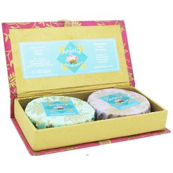 Sandalwood Saffron and Rosemary Lavender Soap Gift Set