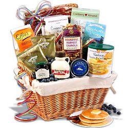 Gourmet Housewarming Gift Basket