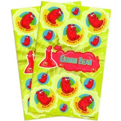Gummy Bear Scratch N' Sniff Stickers