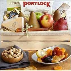 Sweet Meets Savory Gourmet Gift Basket