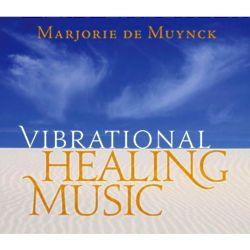 Vibrational Healing Music CD