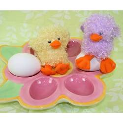 Easter Egg Tray Set