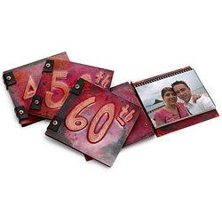 Decade Handmade Copper Photo Album