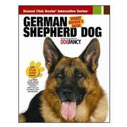Smart Owners Guide: German Shepherd Dog