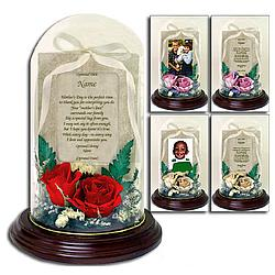 To My Wife on Mother's Day Real Preserved Roses