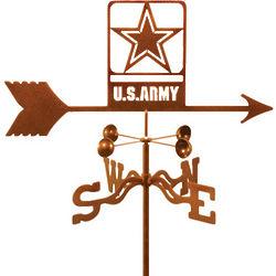 US Army Garden Mount Weather Vane
