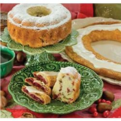 Cranberry Bakery Treats
