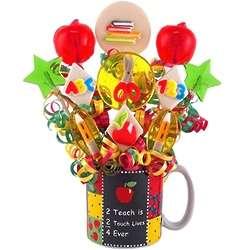 Teacher's Lollipop Bouquet