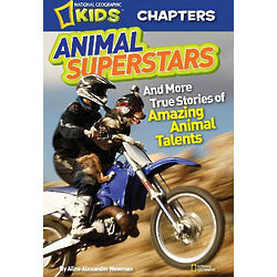 National Geographic Kids Animal Superstars Book