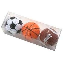 Sports Theme Golf Balls
