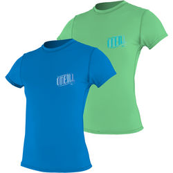 Women's O'Neill 24-7 Tech S/S Rashguard Shirt
