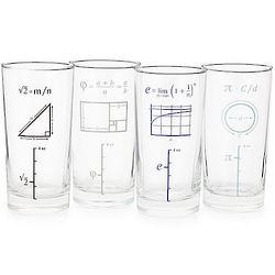 Mathematical Equivalent Glasses